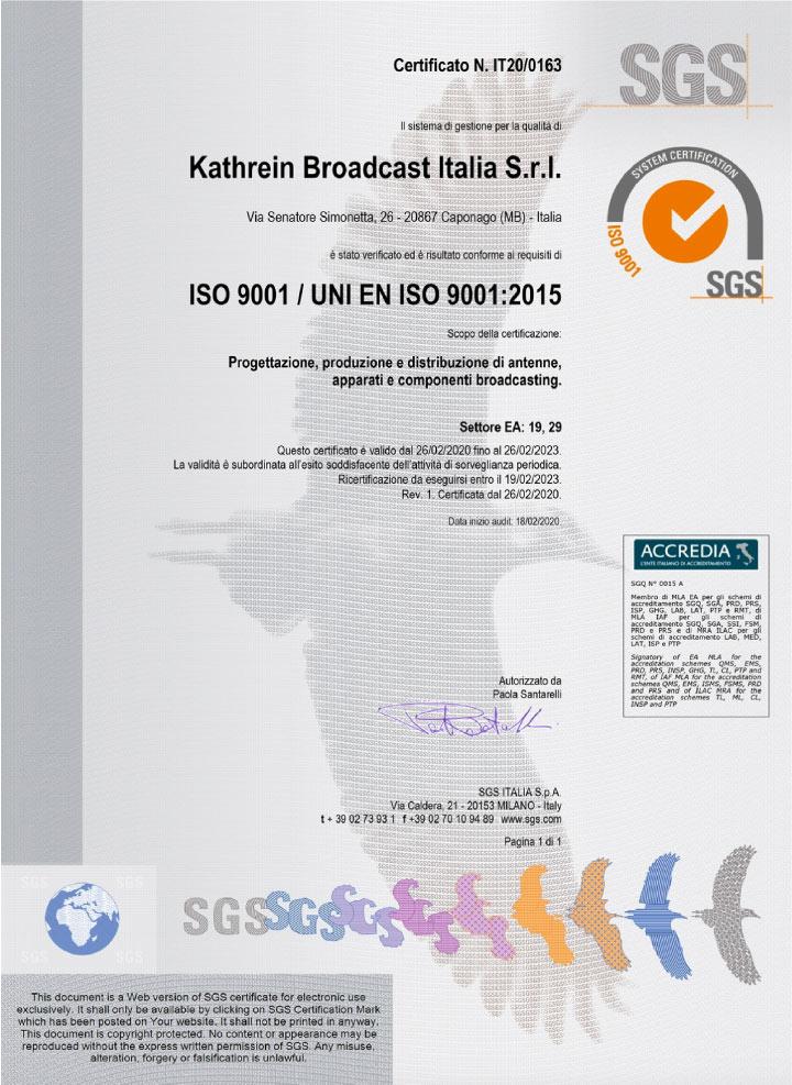 SIRA 9001