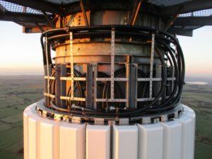 Mendip wraparound antenna