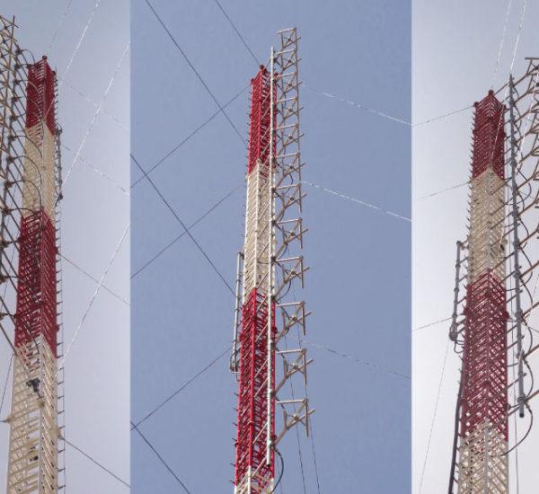 Monsanto Station FM Antennas