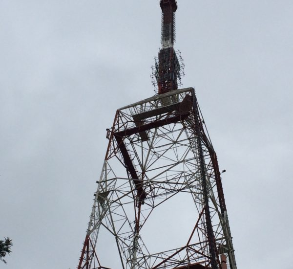 Martina Franca station FM antenna system