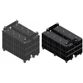 UC/FM/LB4-10 – FM Directional Filter Type Combiner